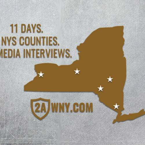 2AWNY.COM Completes Successful Multi-County Advocacy Tour